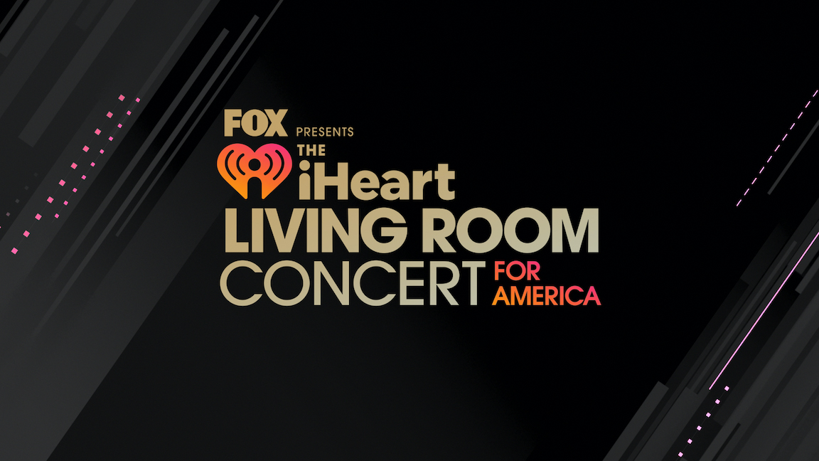 `FOX Presents The iHeart Living Room Concert for America` (© FOX 2020)