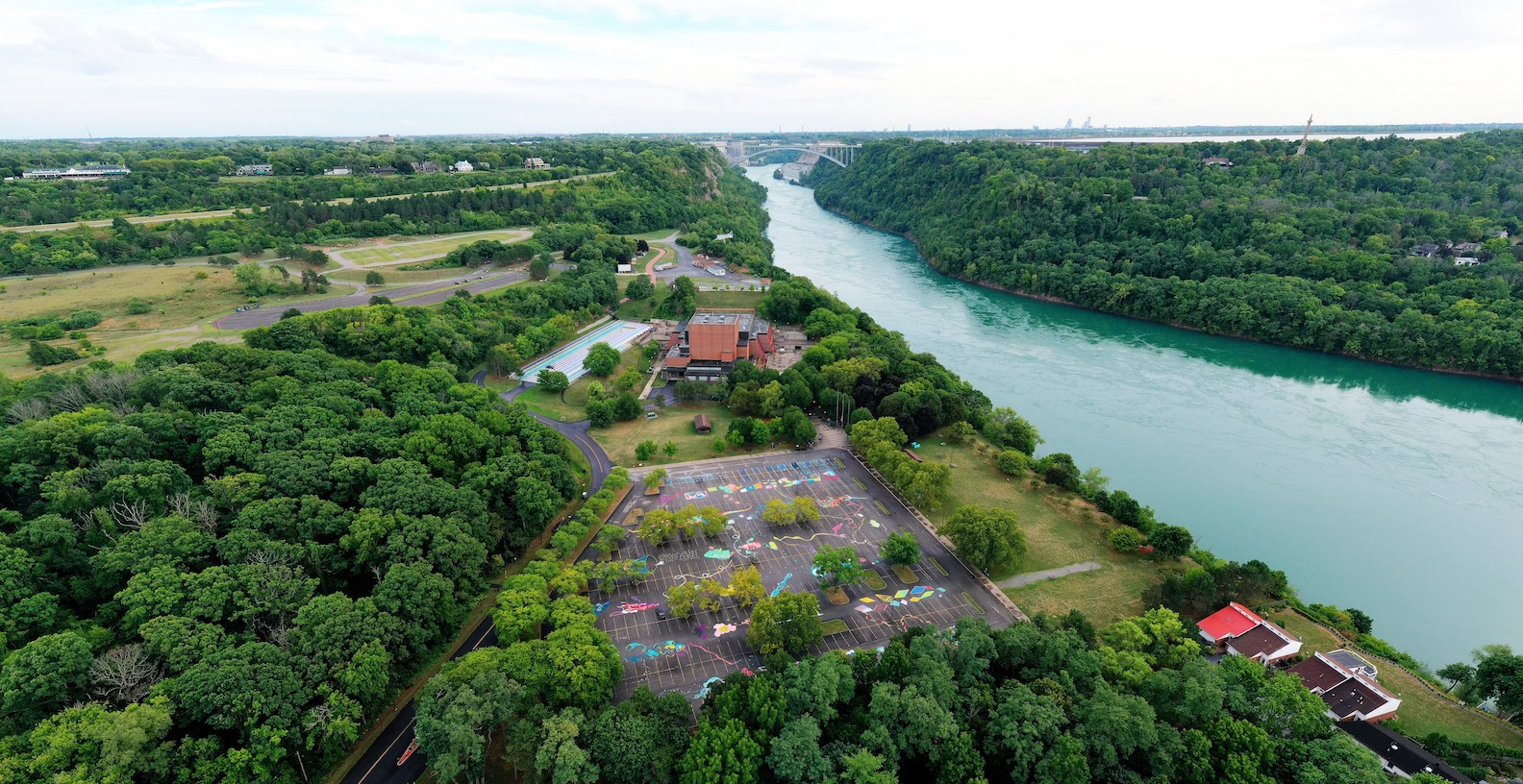 Artpark State Park (Image by K&D Action Photo & Aerial Imaging)