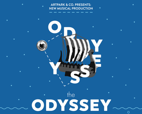 Artpark will host `The Odyssey` on Aug. 4-5.