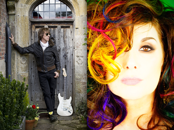 Jeff Beck and Ann Wilson will perform this summer at Artpark. (Photos provided by Artpark & Company)