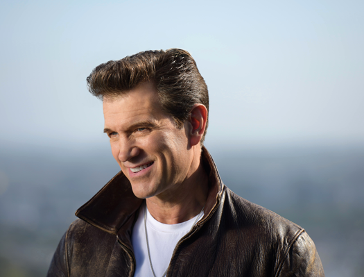 Chris Isaak is tonight's headliner in Lewiston. (Photo courtesy of Artpark & Company)