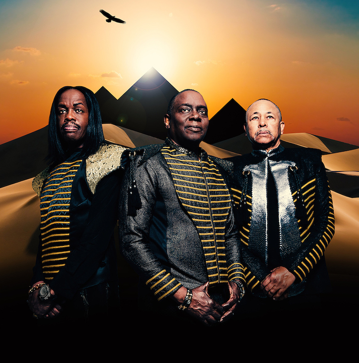 Earth, Wind & Fire (Photo provided by Artpark & Company)