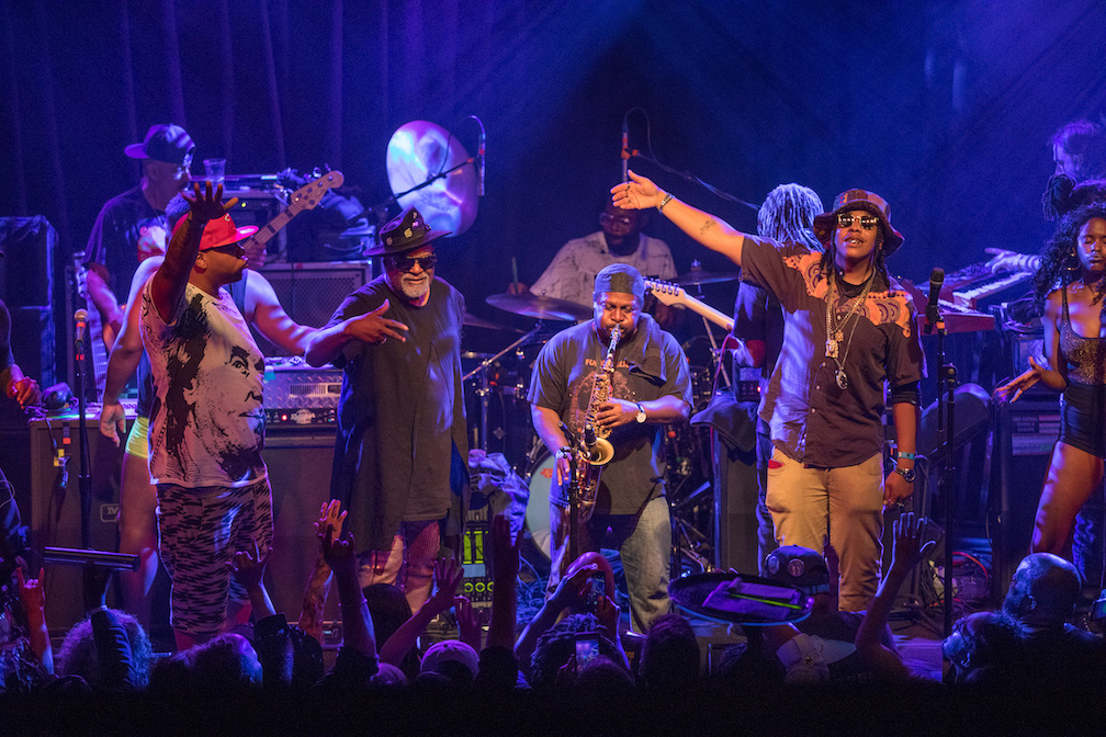 George Clinton & Parliament Funkadelic (Photo provided by Artpark & Company)