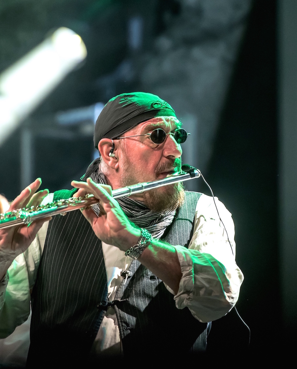 Jethro Tull by Ian Anderson (Photo credit: Nick Harrison)