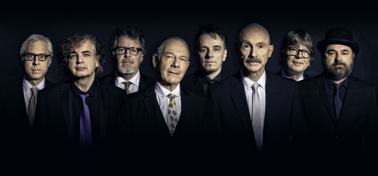 King Crimson (Photo courtesy of Artpark & Company)