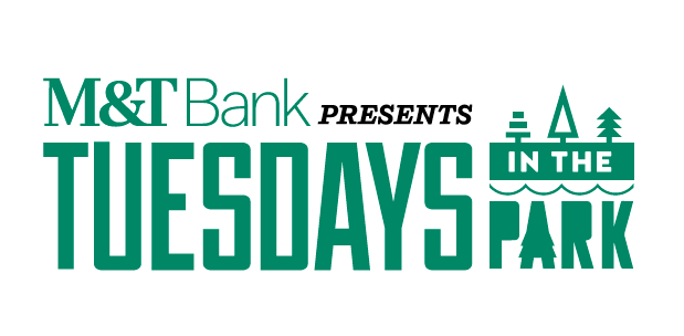 M&T Bank will present the 2018 season of `Tuesdays in the Park` at Artpark in Lewiston.