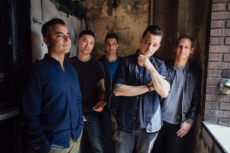 O.A.R. returns to Lewiston this summer. (Photo courtesy of Artpark & Company)
