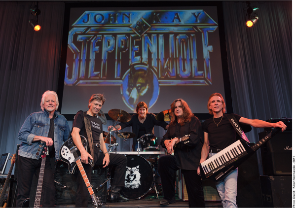 John Kay and Steppenwolf (Photo provided by Artpark & Company)