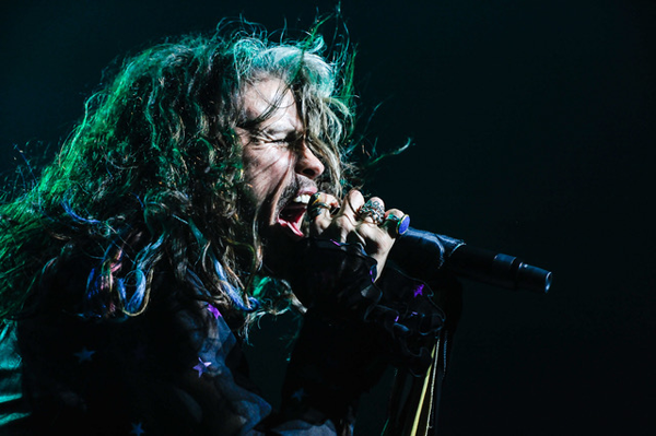Steven Tyler will perform at Artpark's `Tuesday in the Park` on June 12. He will be accompanied by Loving Mary. (Photo provided by Artpark & Company)