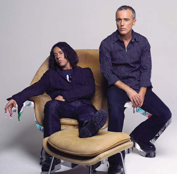 Tears for Fears (Photo by Zoren Gold)