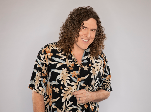 `Weird Al` Yankovic's `Strings Attached` tour will visit Lewiston next summer. (Photos provided by Artpark & Company)