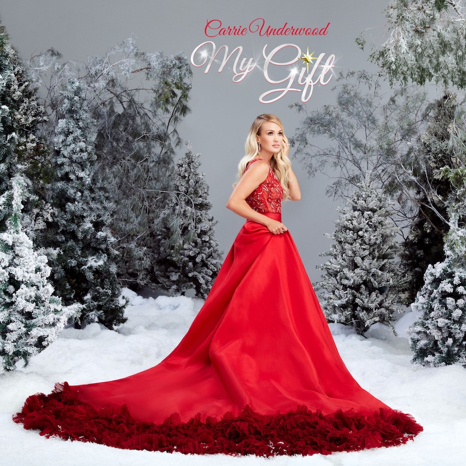 Carrie Underwood is preparing her first holiday album. (Image courtesy of Universal Music Group Nashville)