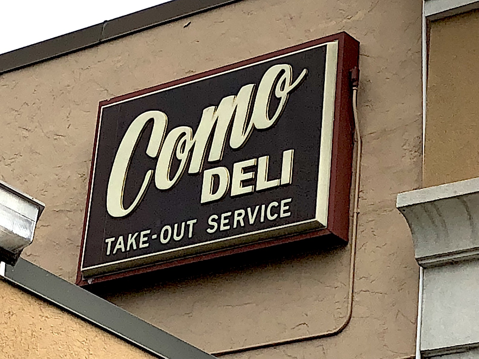 The Como Deli in Niagara Falls will soon have a younger brother, with the opening of a similar eatery in Lewiston.