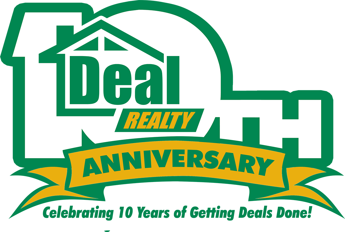 Celebrating a decade in business. (Image provided by Deal Realty)