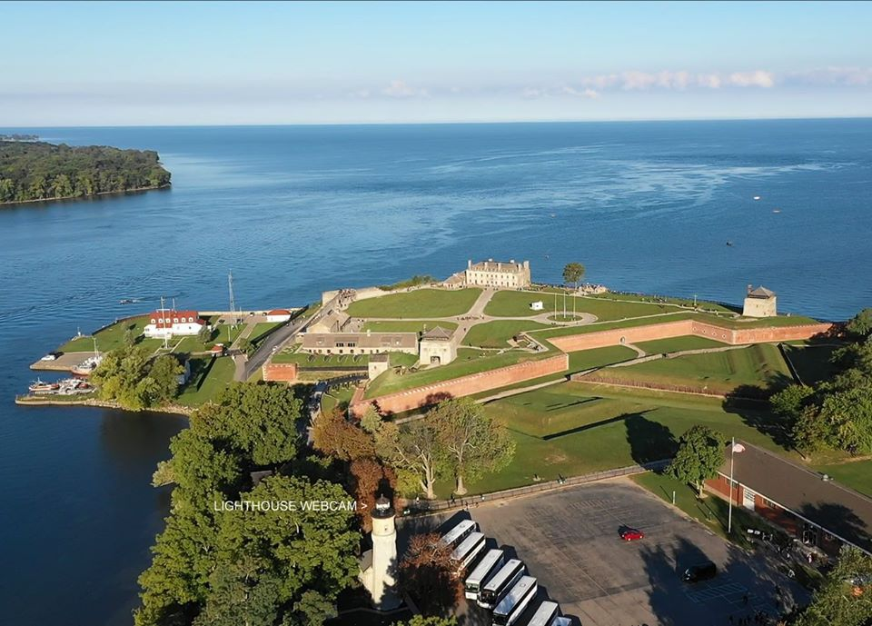 Image courtesy of Old Fort Niagara