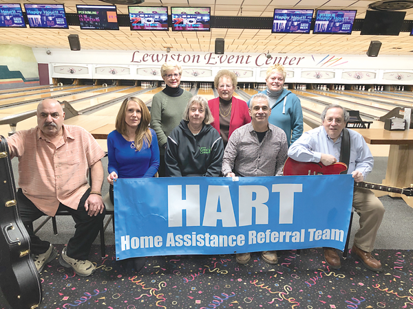 HART annually holds a fundraiser at the Lewiston Event Center. This year's benefit was canceled, due to the COVID-19 outbreak. (File photo)