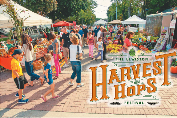 Big changes are in store for visitors to this year's Harvest Festival. The event will feature a craft beer component, with several restaurant serving special drafts. (File photo)