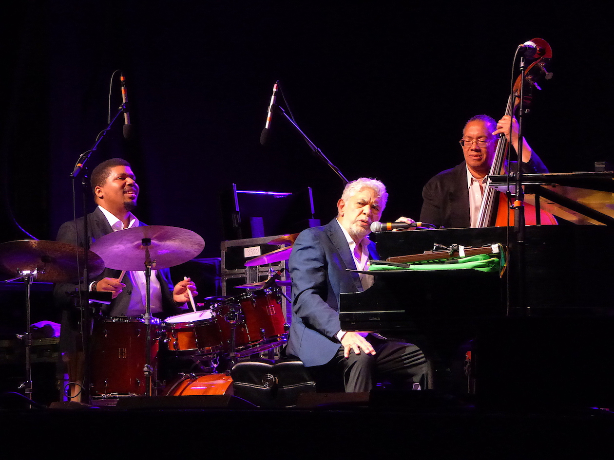 Monty Alexander presents The Harlem-Kingston Express