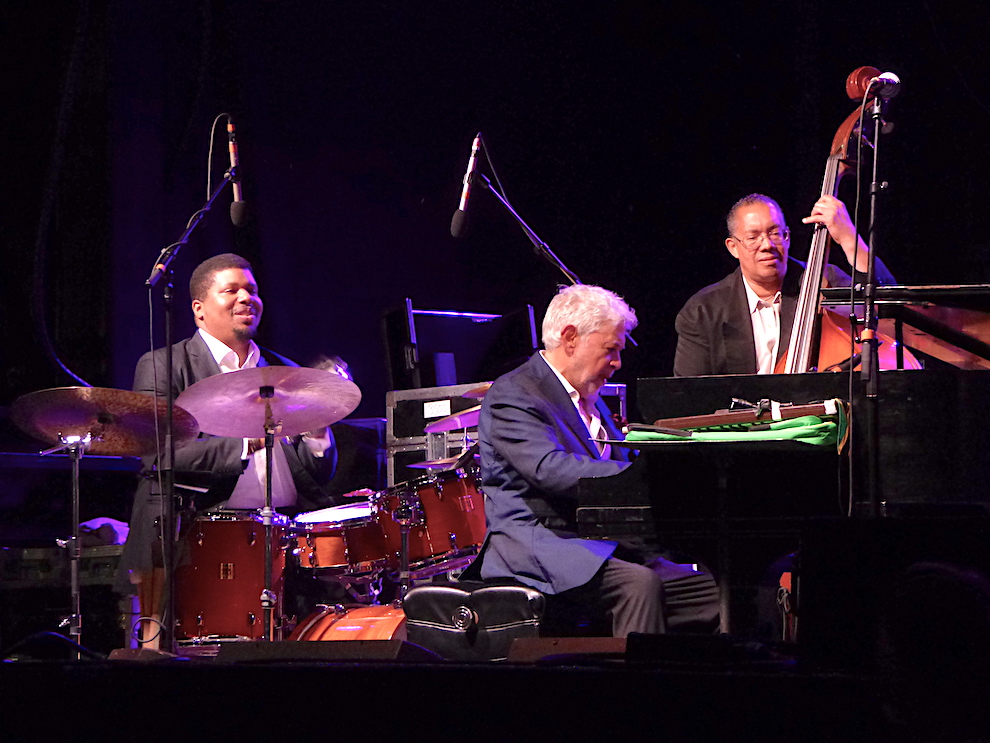 Monty Alexander presents The Harlem-Kingston Express headlined Saturday night of the 2019 Jazz Festival. (File photo)