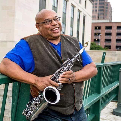 Acclaimed saxophonist Jimmie Highsmith Jr. of Rochester. (Contributed photo)