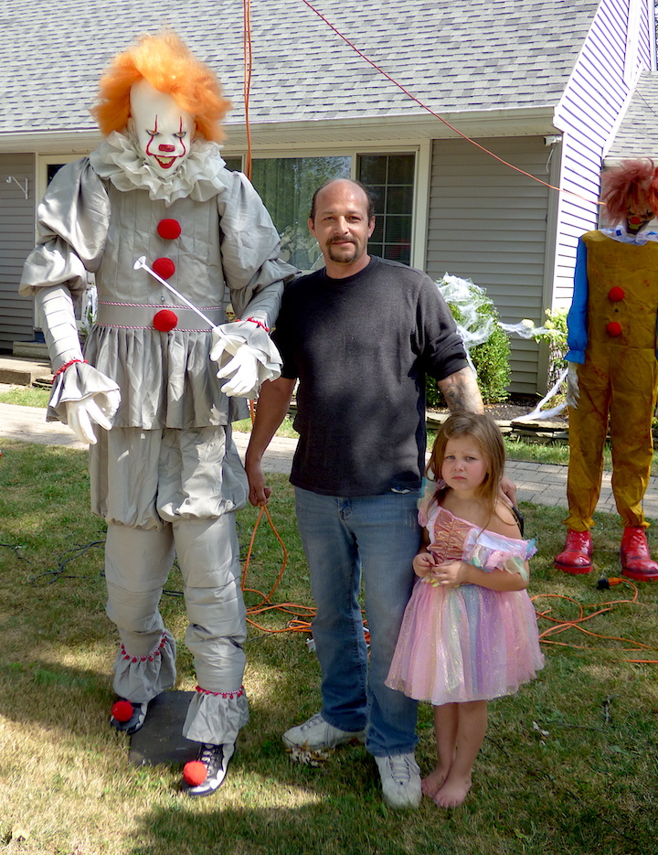 Halloween 2020 Lewiston Ny Have you seen 'It'? Halloween comes early to Lewiston