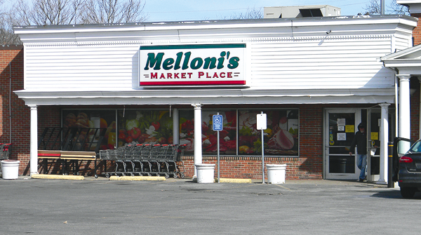 Melloni's Marketplace recently announced plans for new offering in the Town of Tonawanda -- on the heels of putting its Youngstown property on Lockport Street up for sale. (Photo by Terry Duffy)