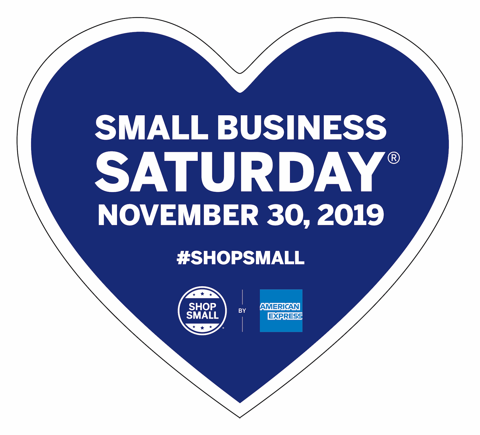 Image courtesy of American Express/Small Business Saturday