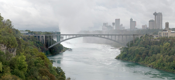 The WNY Land Conservancy will unveil a $2.1 million ecological restoration of the Niagara Gorge. (Photo by James Hoggard)