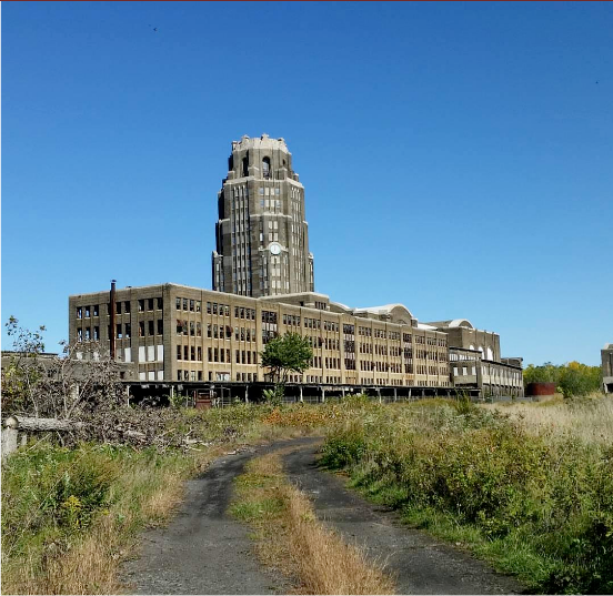 The Buffalo Central Terminal (Submitted image)