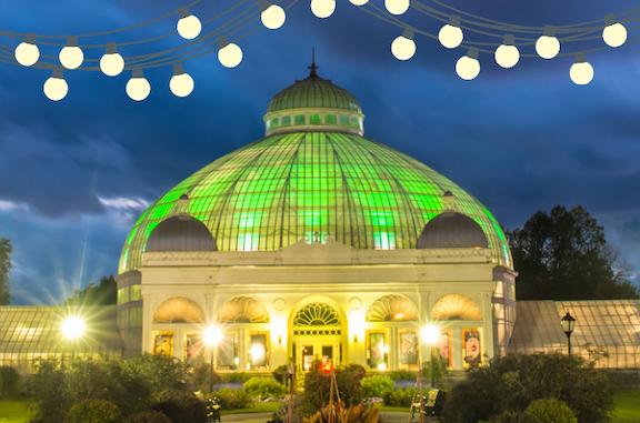 Botanical Gardens Announces A Brand New Series Gardens After Dark