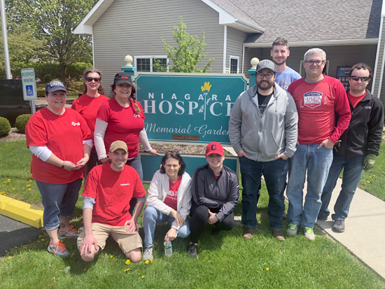 KeyBank employees team up for 29th annual Neighbors Make the