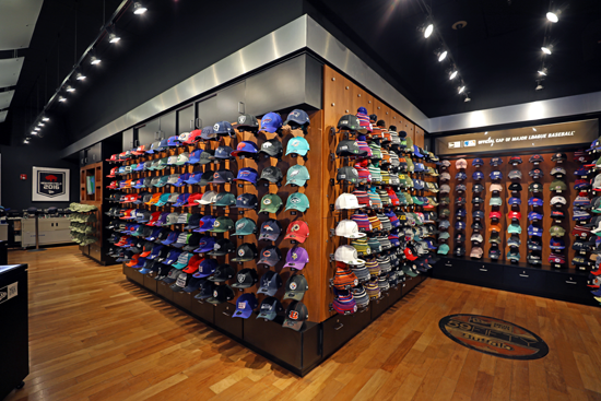 The New Era Buffalo flagship. (Photo courtesy of New Era Cap Co.)