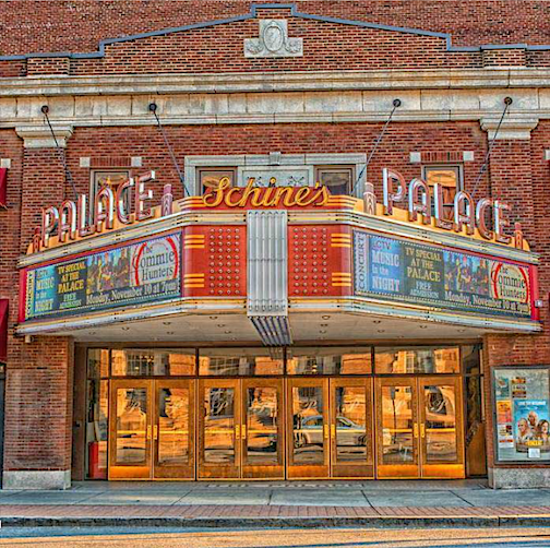 The renovated Historic Palace Theatre in Lockport. (Images courtesy of the venue and the Office of Gov. Andrew M. Cuomo)