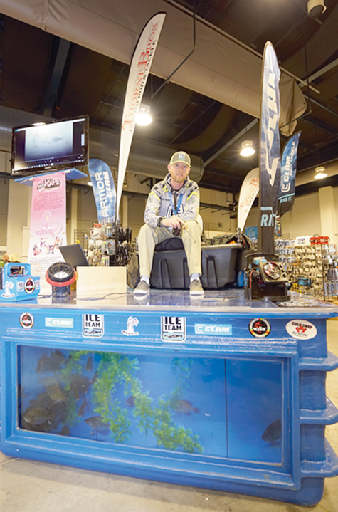 Shown are scenes from a past Greater Niagara Fishing and Outdoor Expo. (Photos by Kevin and Dawn Cobello, K&D Action Photo and Aerial Imaging.