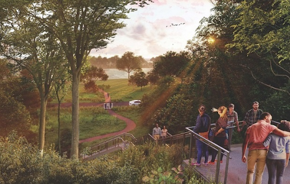 (Renderings courtesy of Empire State Development)