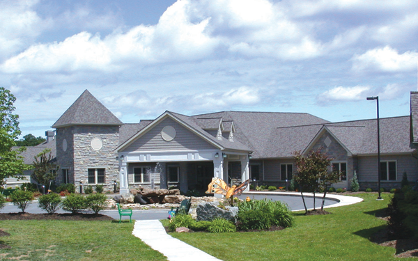 Niagara Hospice House celebrates 10 years of service on June 5.