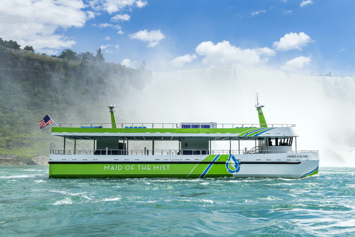 Image courtesy of the Maid of the Mist