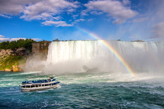 The iconic Maid of the Mist returns to Niagara Falls. (Submitted photo)
