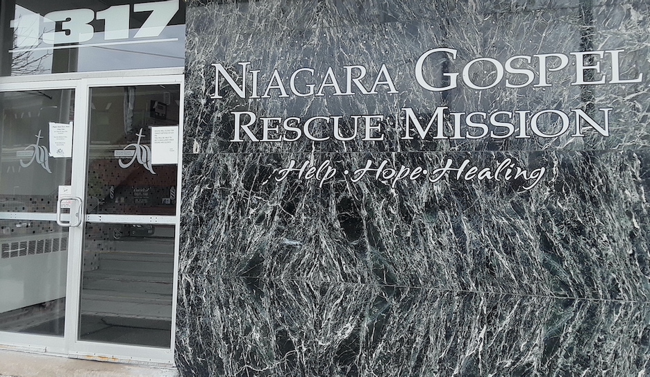 Niagara Gospel Rescue Mission (Submitted photo)