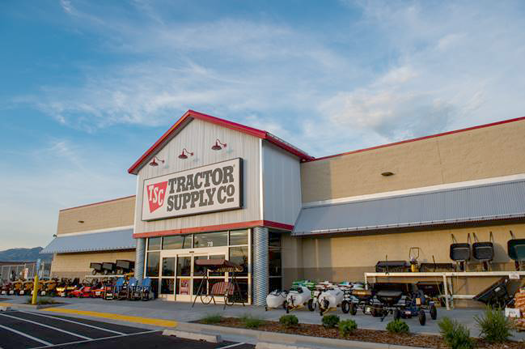 Image courtesy of Tractor Supply Company