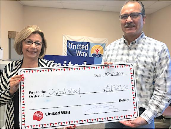United Way Of Greater Niagara Partners With General Motors Lockport