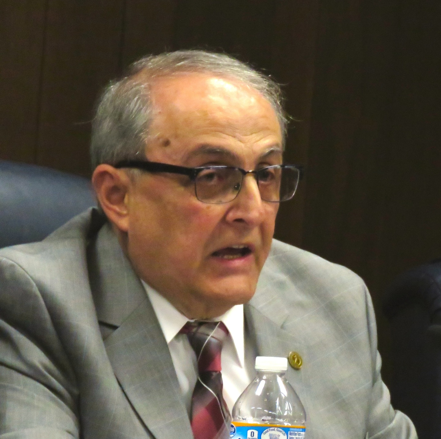 North Tonawanda Mayor Arthur Pappas.