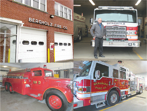 On March 20, 1918, a group of Wheatfield residents met and formed the First Volunteer Chemical Fire Co. of Bergholz. 100 years later, first Chief Julius Stoelting and first President Henry Voelker's volunteer company is still running strong along Niagara Road.