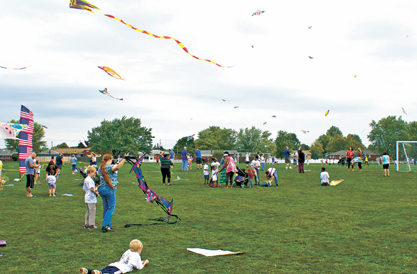 Shown is a scene from a previous `Kidz 'n' Kites` event. (File photo)