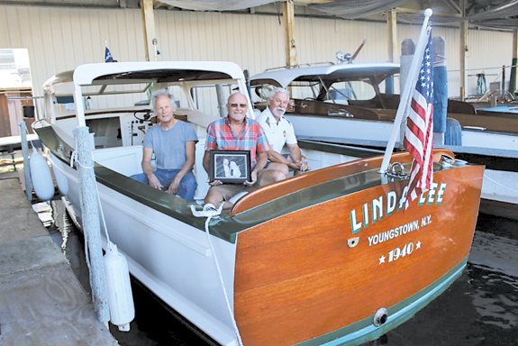 Look for the classics return to the Buffalo Launch Club on Grand Island next weekend. (NFACB photo)