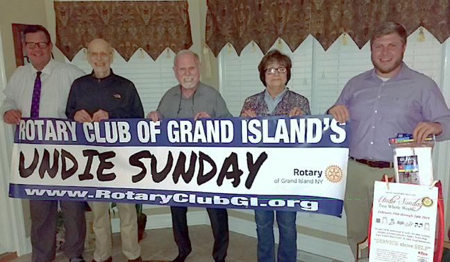 Photo courtesy of the Rotary Club