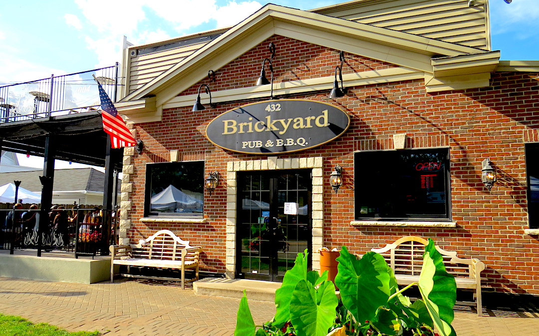 The Brickyard Pub & B.B.Q.