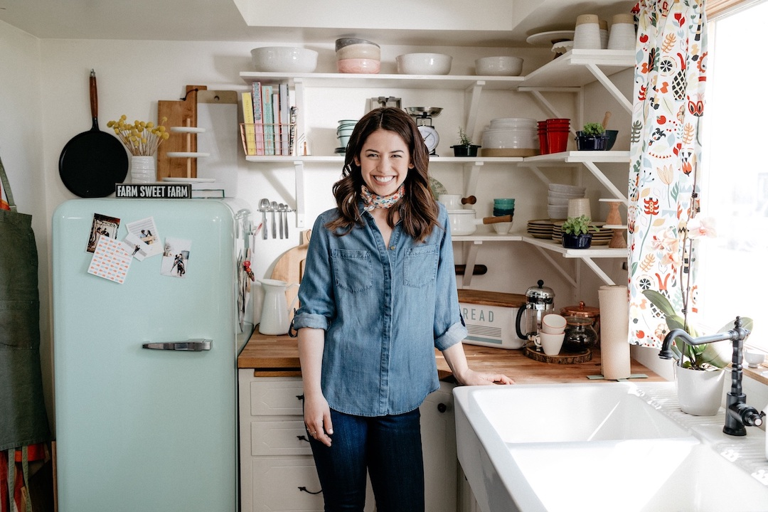 Molly Yeh on `Girl Meets Farm` (Food Network photo)