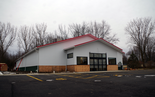 The new building, at 3338 Niagara Falls Blvd., will house all of the Pellicano's Marketplace's foods and customer service with a little more room to move than the last location, which is just up the street.