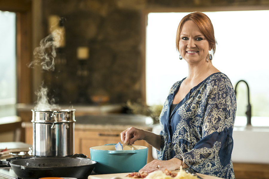 Ree Drummond in `The Pioneer Woman` (Food Network photo)